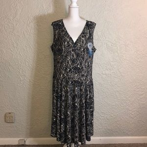 Bigger Ladies Nine West Brand New Dress